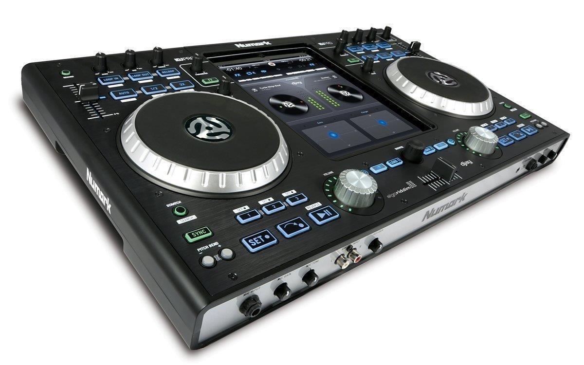 Table de mixage dj pour ipad avis et comparatif for Table mixage