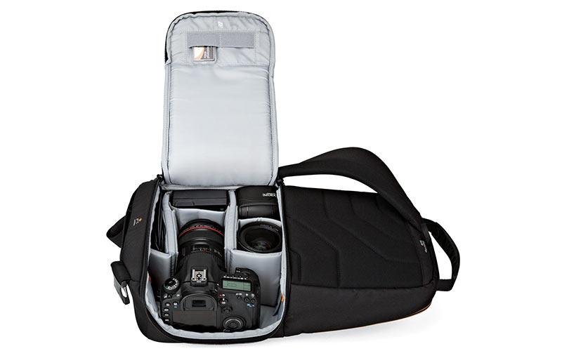 sac photo lowepro slingshot