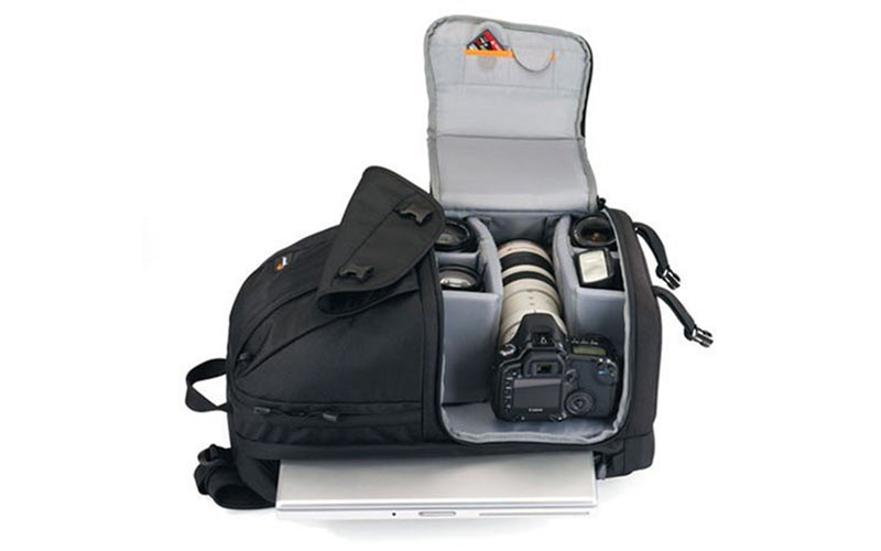sac photo lowepro fastpack