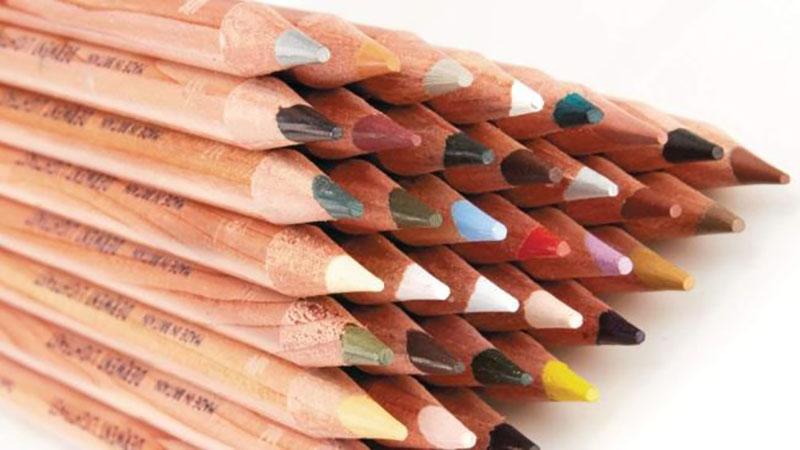 les meilleurs crayons pour le coloriage